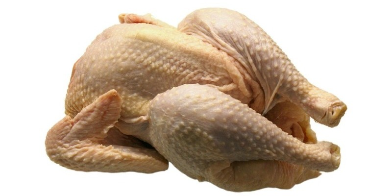daging ayam segar